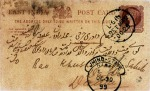 vic postal stamp